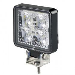 Feu de travail carré 4 LEDS 5666