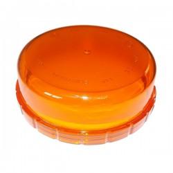 Cabochon orange pour feu LED série LPB