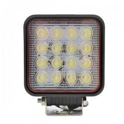 Feu de travail carré 9 LEDS 5948