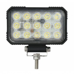 Feu de travail carré 15 LEDS 5948