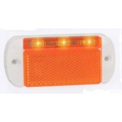 Feu de gabarit à LEDS orange 4240