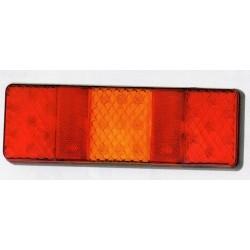 Feu arrière rectangulaire 4 fonctions à LEDS 4239