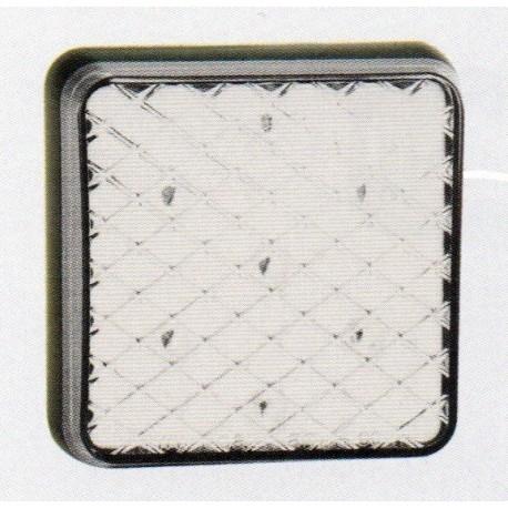 Feu arriére carré à LEDS de recul 4921