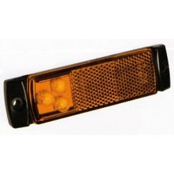 Feu de gabarit à LEDS orange 5168