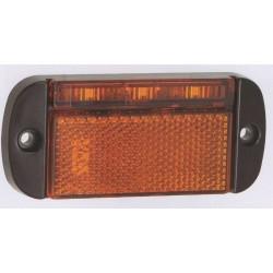 Feu de gabarit à LEDS orange 4129