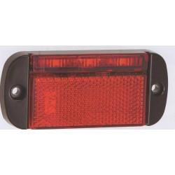 Feu de gabarit à LEDS rouge 4130