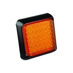 Feu carré à LEDS 7444