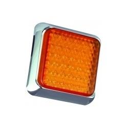 Feu carré à LEDS 7445