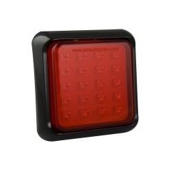 Feu carré à LEDS 7306