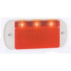 Feu de gabarit à LEDS rouge 4241