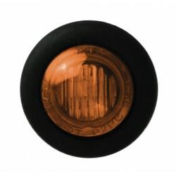 Feu de position rond à LEDS orange 4387
