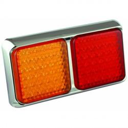 Feu double série 80 à LEDS 7515