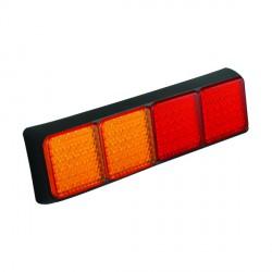 Feu quadruple série 80 à LEDS 7525